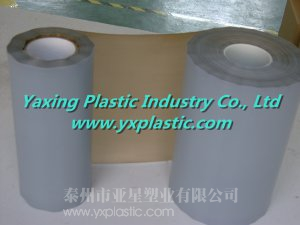Etched PTFE sheet and film